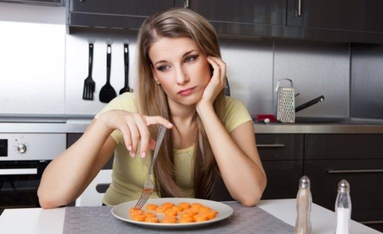 Đột nhiên chán ăn có thể là dấu hiệu ung thư dạ dày