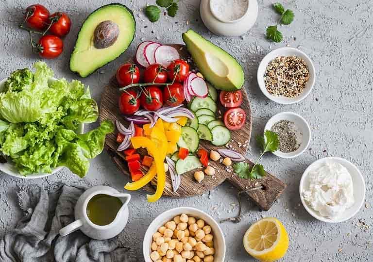Thói quen ăn uống khoa học sẽ giúp nâng cao sức đề kháng và phòng ngừa bệnh tật