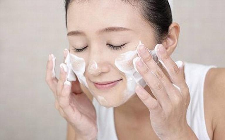 Một số lưu ý khi bị dị ứng da mặt