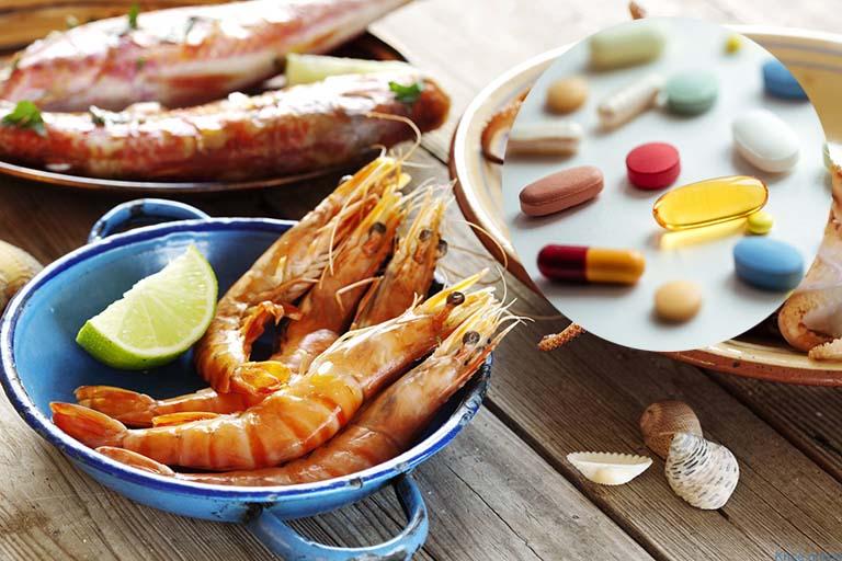 Dị ứng hải sản uống hay bôi thuốc gì là vấn đề được rất nhiều người quan tâm