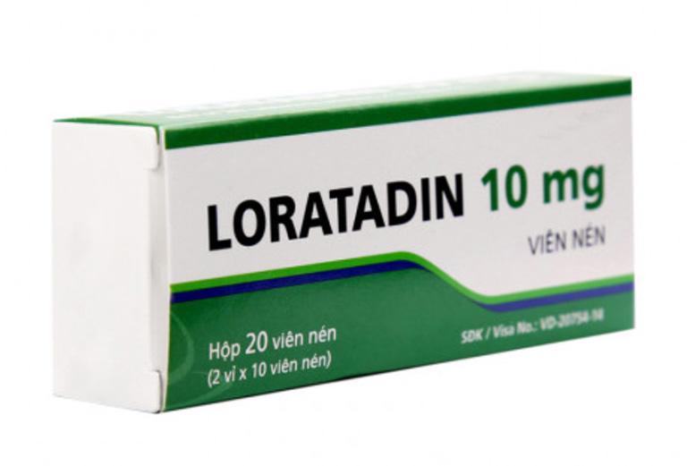 uống thuốc gì khi bị dị ứng hải sản