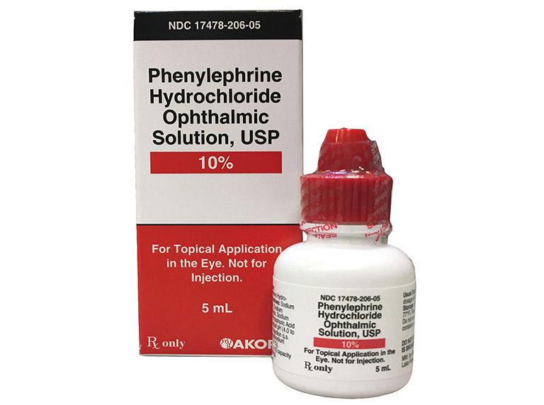 Phenylephrine là thuốc chống xung huyết có thể được bác sĩ chỉ định trong điều trị dị ứng hải sản