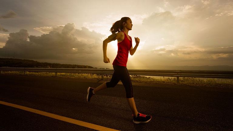 Tăng cường sức đề kháng bằng cách tập thể dục đều đặn mỗi ngày