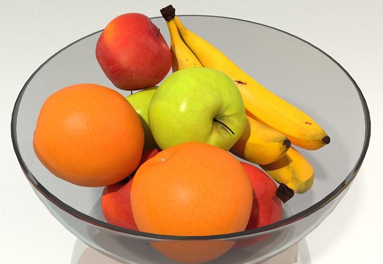 trái cây tốt cho bao tử đang tổn thương