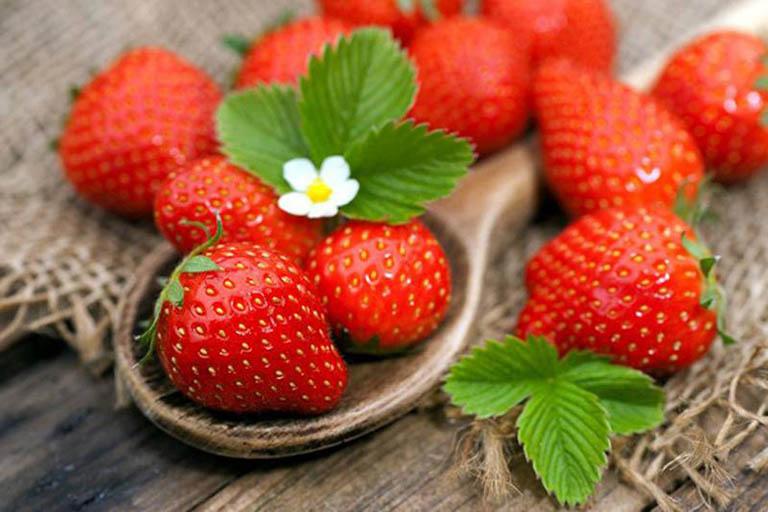 trái cây tốt cho bệnh nhân vảy nến
