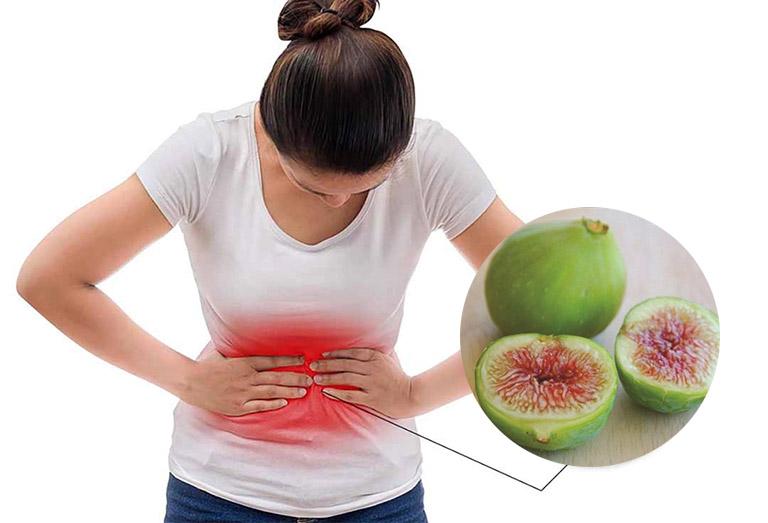 chữa đau dạ dày bằng quả sung