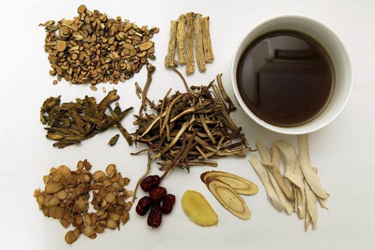 Bài thuốc Đông y chữa vảy nến