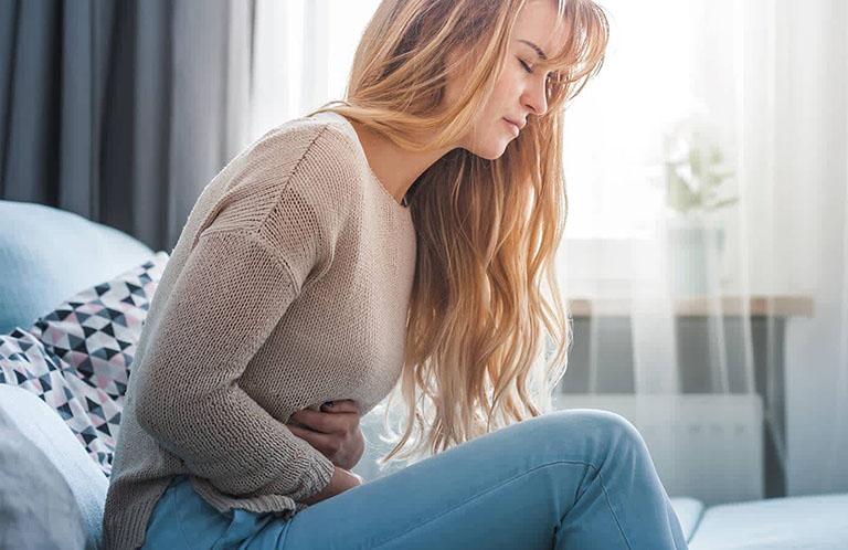 đau dạ dày là đau ở vùng nào