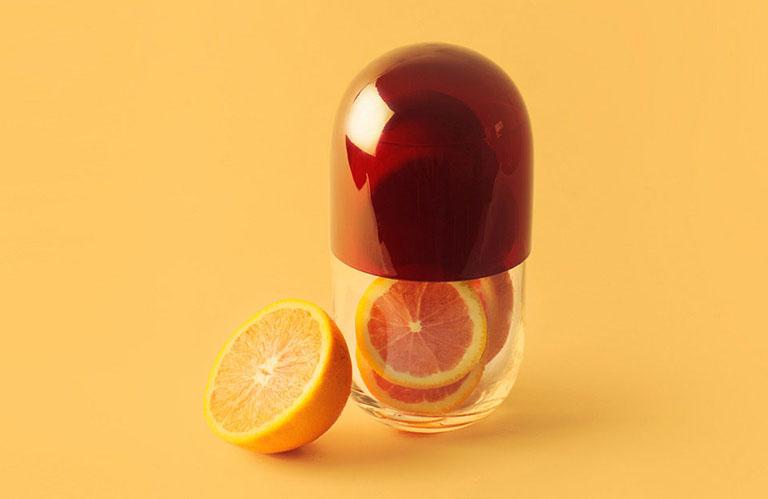 đau dạ dày có nên uống vitamin c