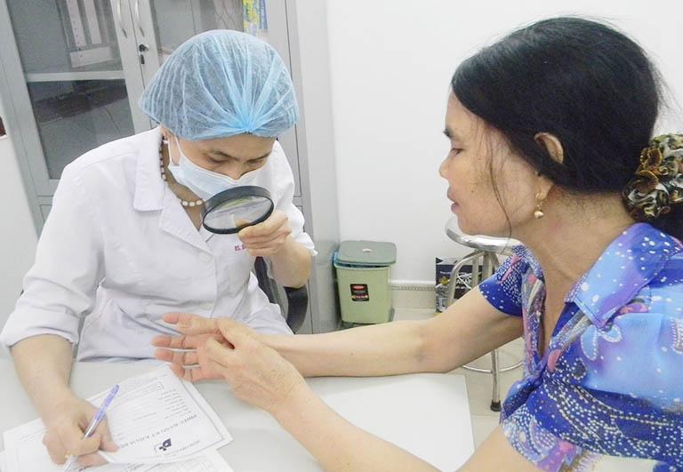 phác đồ điều trị bệnh vảy nến