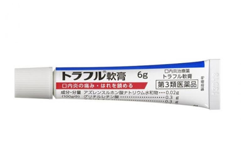 thuốc bôi chữa vảy nến của Nhật