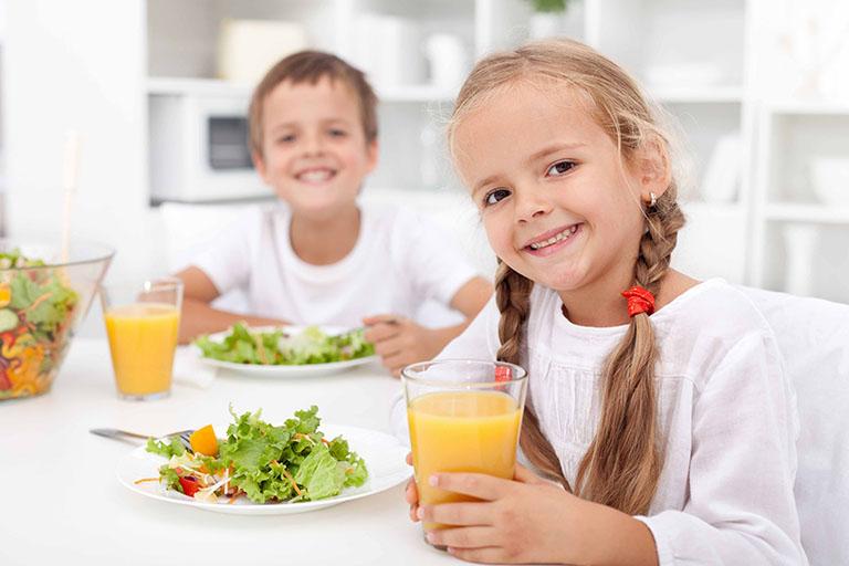 điều trị viêm đại tràng ở trẻ em