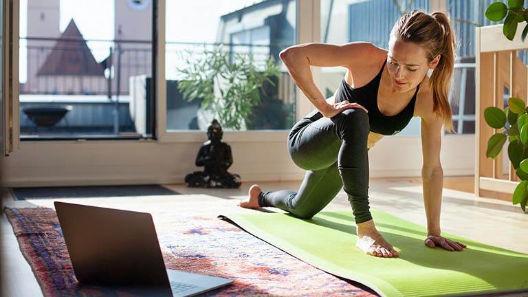 Tập thể dục thường xuyên có tác dụng rất tốt trong điều hòa nhu động ruột
