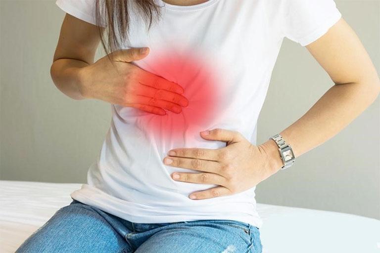 triệu chứng viêm loét dạ dày tá tràng