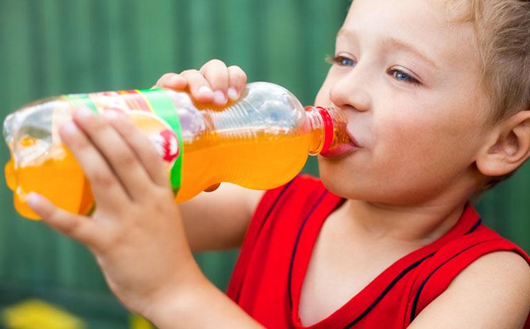 Nguyên nhân gây viêm loét dạ dày trẻ em