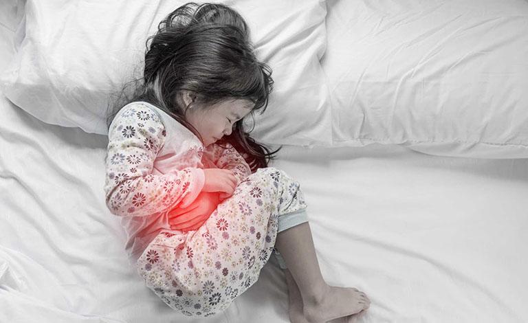 Viêm loét dạ dày trẻ em là gì?