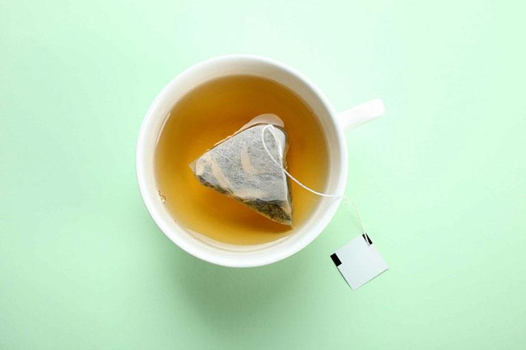 Trào ngược dạ dày có nên uống trà