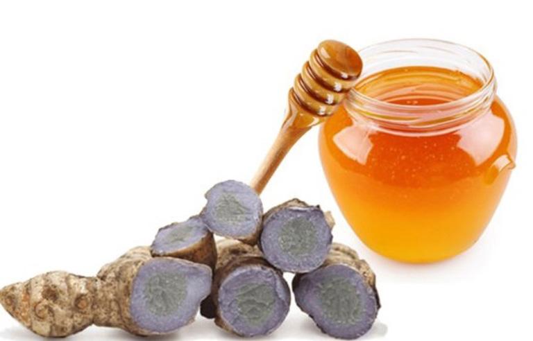 cách dùng mật ong chữa viêm ruột già