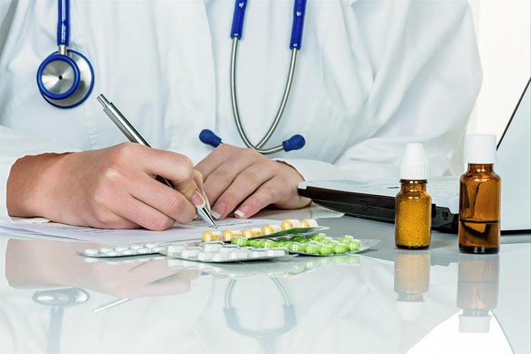 thuốc chữa đau thượng vị dạ dày