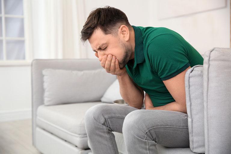 đau vùng thượng vị sau khi ăn