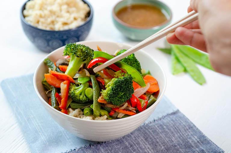thức ăn tốt cho người trào ngược dạ dày