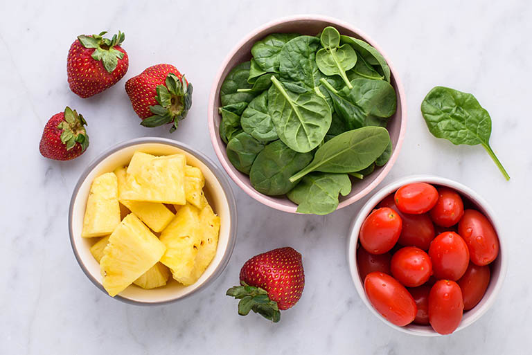 Người bị trào ngược dạ dày nên ăn rau, hoa quả gì?