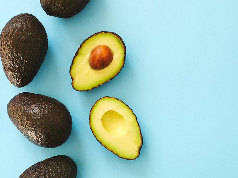 Bơ - Loại trái cây tốt cho người bị chứng trào ngược dạ dày thực quản