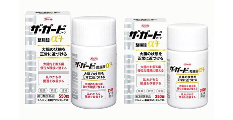 thuốc đại tràng của Nhật Bản