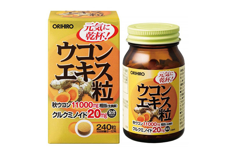 Thuốc đại tràng Nhật Bản