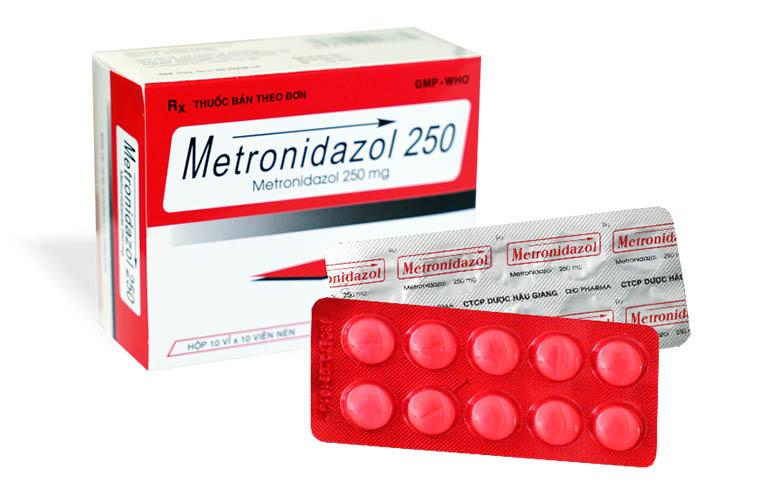 Thuốc kháng sinh điều trị viêm đại tràng