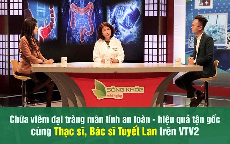 Bài thuốc được giới thiệu nhiều trên truyền thông, báo chí, trong đó có VTV2 Sống khỏe mỗi ngày