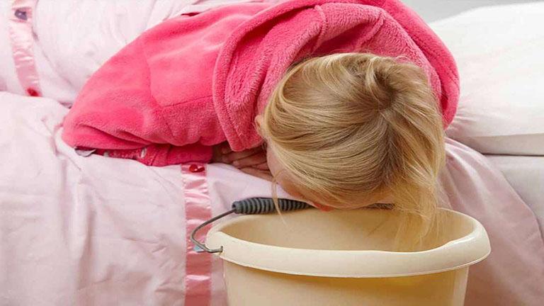 Xuất huyết dạ dày ở trẻ em do nguyên nhân nào gây ra?