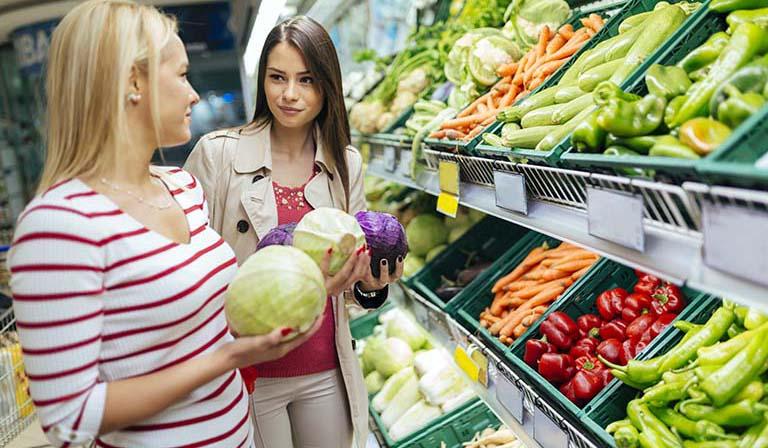 Bị xuất huyết dạ dày nên ăn rau gì
