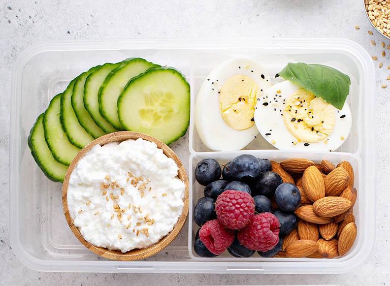 Xây dựng chế độ ăn uống khoa học để phòng tránh bệnh