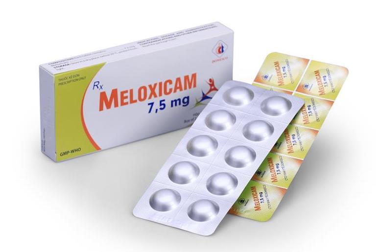 Bị khô khớp nên uống thuốc gì? Nhóm thuốc chống viêm Non Steroid