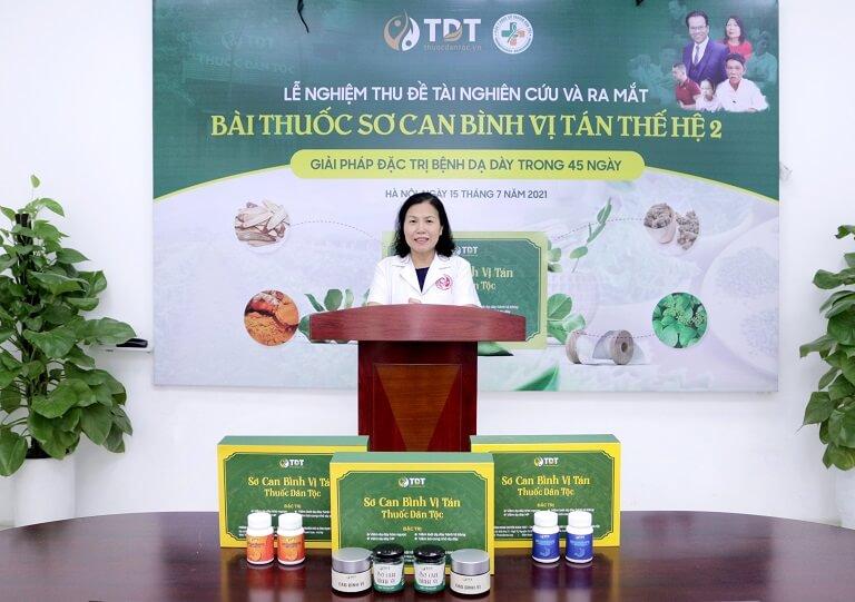 TS.BS Vân Anh nhận định về Bài thuốc thế hệ 2