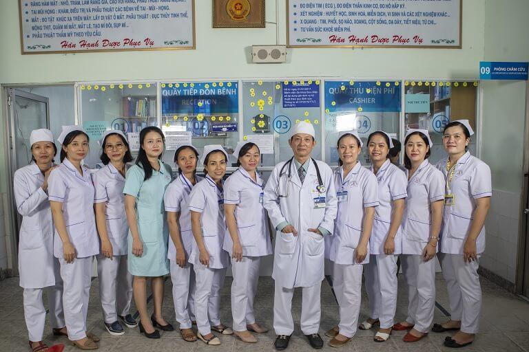 Bệnh viện Đa khoa Bưu điện nổi tiếng trong khám chữa bệnh phụ khoa