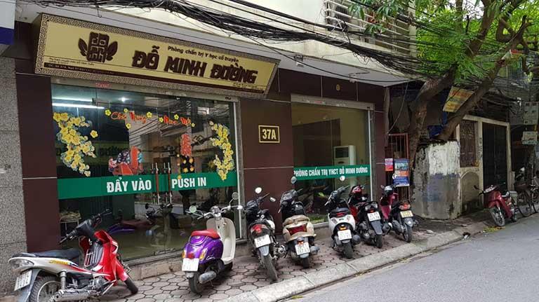 Nhà thuốc Đỗ Minh Đường - địa chỉ chữa bệnh bằng Đông y uy tín