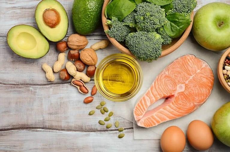 Nhóm thực phẩm giàu hàm lượng axit béo omga 3