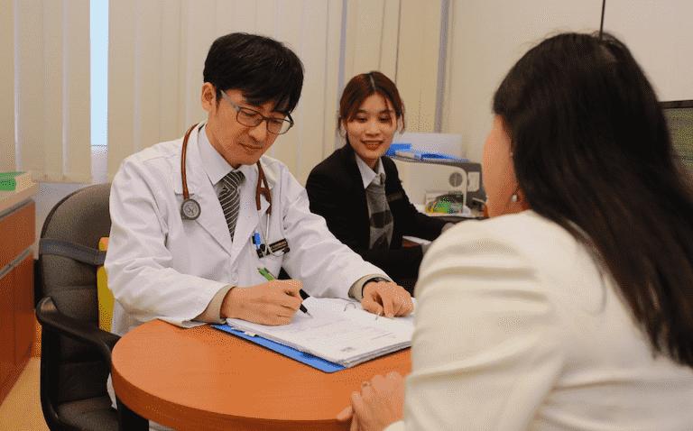 Người bệnh nên thực hiện tại các địa chỉ uy tín để được phân tích chỉ số chính xác