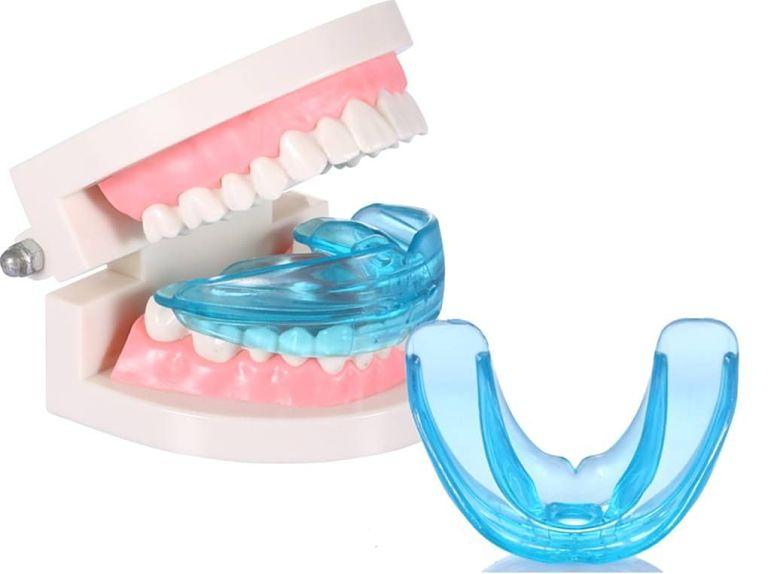 Hàm Trainer cho bé các tác dụng chỉnh răng về vị trí phù hợp trên cung hàm