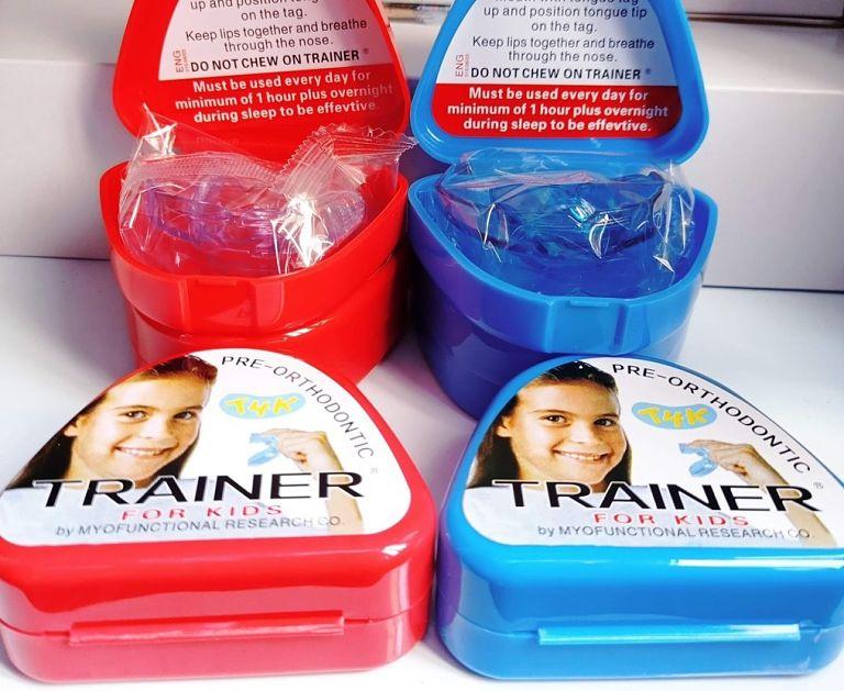 T4K là hàm nièng răng được sử dụng nhiều hiện nay