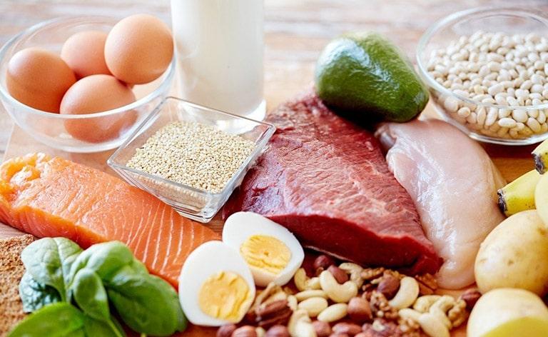 Những thực phẩm người bệnh nên bổ sung trong quá trình điều trị bệnh
