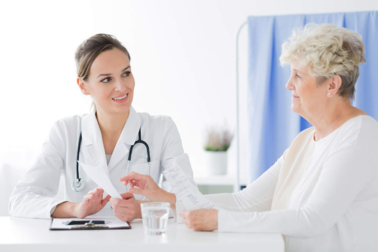 Bác sĩ sẽ chỉ định một số kỹ thuật để đánh giá chính xác tình trạng bệnh