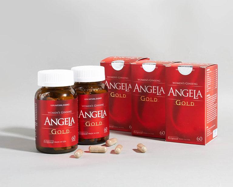 Sâm Angela Gold là viên uống giúp cải thiện những vấn đề về sức khỏe của nữ giới ở đội tuổi ngoài 30