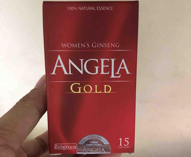 Angela Gold rất tốt cho sức khỏe, sinh lý cũng như sắc đẹp của chị em phụ nữ với cơ chế tác dụng từ bên trong