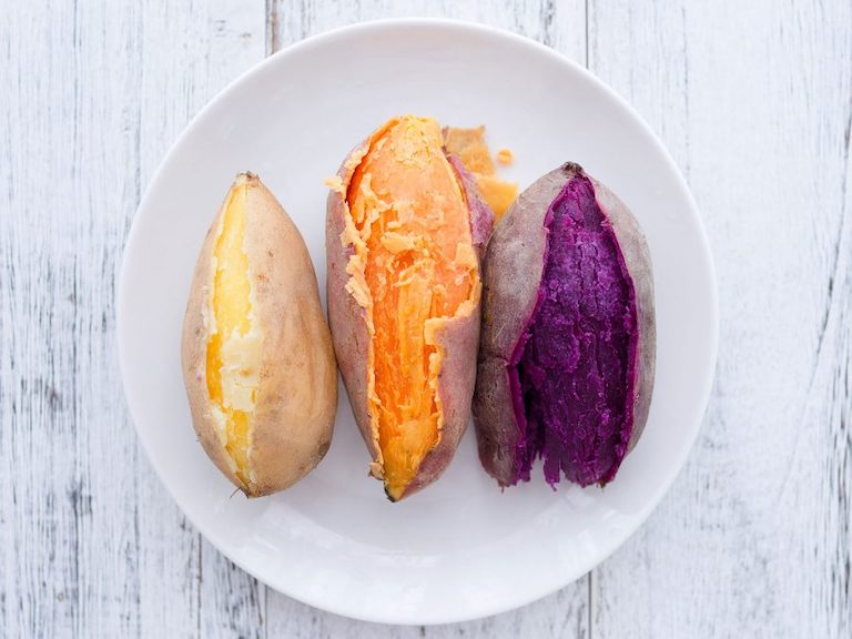 Bị tắc vòi trứng nên ăn khoai lang tốt cho sức khỏe và nhanh khỏi bệnh