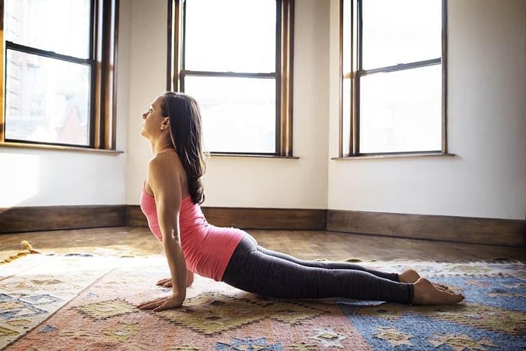 Các bài tập yoga đơn giảm giúp đẩy lùi hiệu quả các triệu chứng đau xương khớp