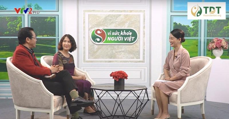 Sơ can Bình vị tán được lựa chọn giới thiệu trên VT2 Vì sức khỏe người Việt
