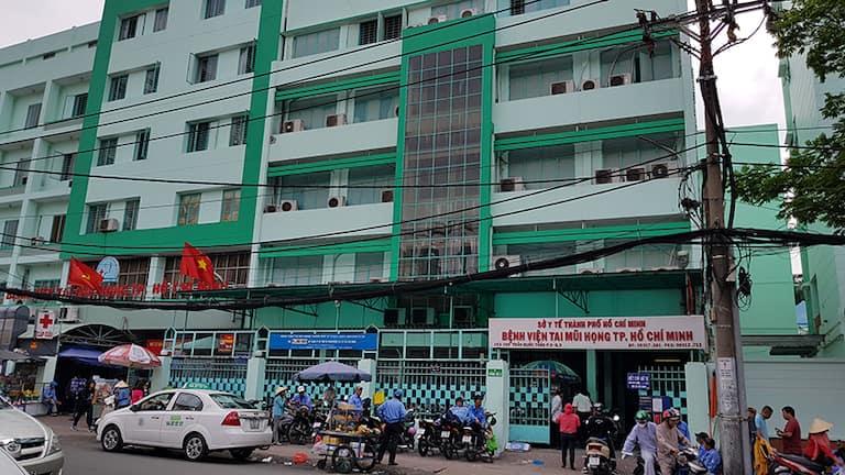 Bệnh viện tai mũi họng HCM